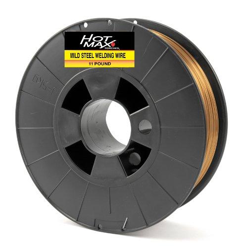 Hot Max 23101 .030-Inch Mild Steel MIG Wire - 11# ()