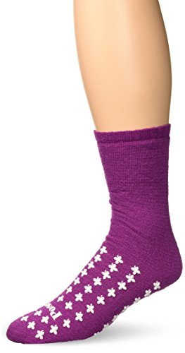 (Posey 6239P Falls Management Socks, Standard, Purple)