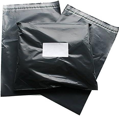 TriplastMBGRY9X12200 –Bolsa de plástico para envíos postales, color gris, 23 x 30 cm, 200 unidades