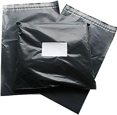 Triplast 10 x 14-Inch Plastic Mailing Postal Bag Grey Pack of 100