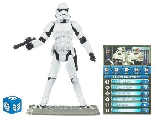 Star Wars Saga Legends 2011 Stormtrooper #25