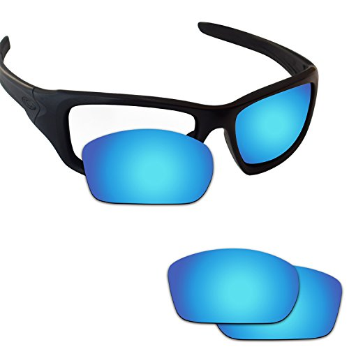 Fiskr Anti-saltwater Polarized Replacement Lenses for Oakley Valve - Valve Oakley Lenses Polarized Replacement