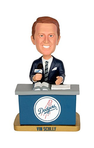 - Vin Scully Dodgers Baseball SGA - 08/30/12 Bobblehead