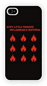 Stiff Little Fingers - Inflammable iPhone 4 4s Case