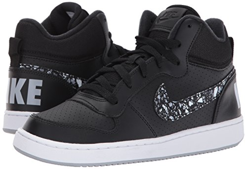 premium selection 3da61 0e19f Nike Court Borough Mid PRNT GS, Chaussures de Gymnastique Fille: Amazon.fr:  Chaussures et Sacs