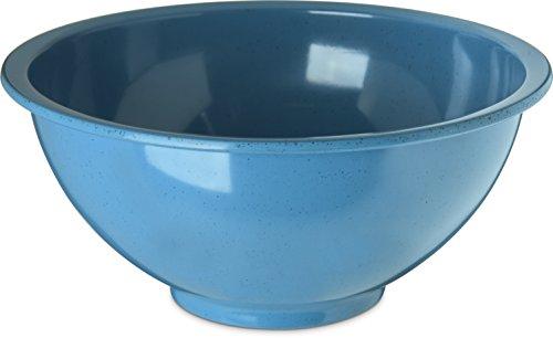 Carlisle 4374392 Commercial Garbage Bowl, 3 Quart, Sandshade