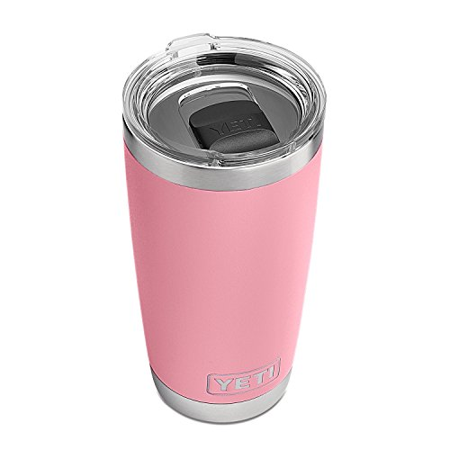 YETI Rambler 20oz with MagSlider Lid, Pink