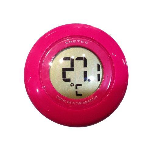 드레텍 dretec(dretec) 디지탈탕 온계 핑크 O-227PK