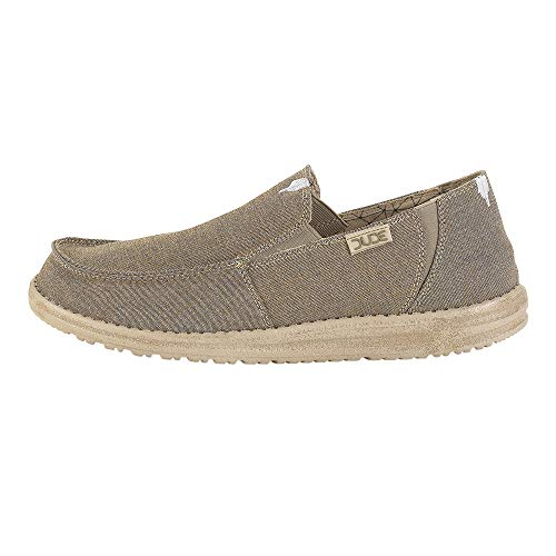 Hey Dude Mens Chan Stretch Loafer (10, Steppa)