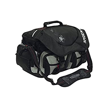 Spiderwire Wolf Tackle Bag, Black