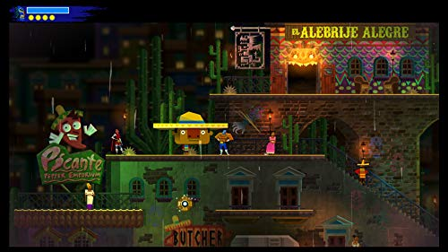 414w699GKPL - Guacamelee! One-Two Punch Collection - Nintendo Switch