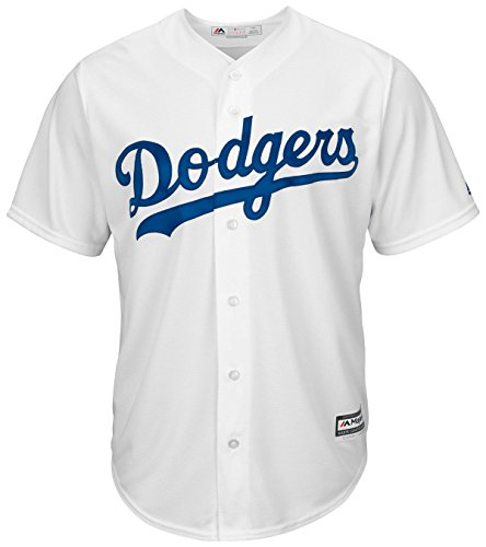 Los Angeles Dodgers Cool Base Home Baseball Jersey – DiZiSports Store
