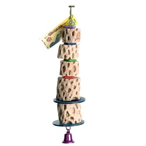 Polly's Cactus Tower Pet Bird Toy, ()