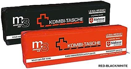 Leina-Werke 14047 Mini-Kombitasche M3 mit Klett Sortiert XS