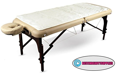 Case-of-Ten-Bed-Warming-Heating-Pads-SPA-Massage-Table-Bed-Heating-White-Pads