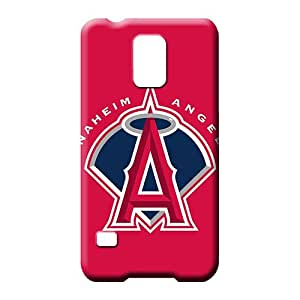 samsung galaxy s5 phone carrying skins High-definition Shock-dirt New Arrival Wonderful baseball los angeles angels