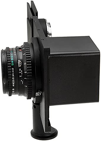 for Shift Stitching Medium Format Sized Images with Hasselblad V Lens Mount Vizelex RhinoCam for Nikon DSLR Cameras FX Full Frame /& DX APS-C