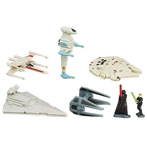 (Star Wars Episode VI Micro Machines Deluxe Vehicle Pack Fall of the Empire)