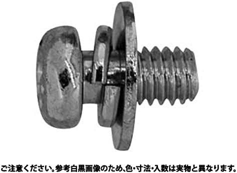 (+)鍋P=3 表面処理(クローム(装飾用クロム鍍金)) 規格(6X14) 入数(300)