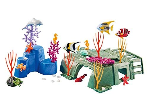 PLAYMOBIL® Add On 6545 Coral Reef with Animals