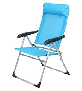 10t Outdoor Equipment 10T Camperchair Silla de camping, Azul, Estándar