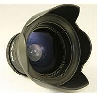 Professional FISHEYE LENS 0.42X For Panasonic X900 X920 V720 TM700 TM900 Camcorders