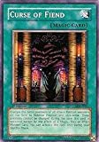 Yu-Gi-Oh! - Curse of Fiend (MRL-032) - Magic Ruler - Unlimited Edition - Common