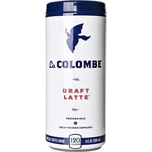 La Colombe Draft Latte Cold Pressed Espresso Drink 9oz