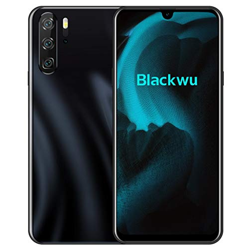 Unlocked Smart Cellphones | 6.26 inch HD Display Android 8.1 Cell Phones 3 Camera GSM/WCDMA 3G WiFi Mobile Phones | 2GB RAM 32GB ROM Ultrathin Smartphone Telephones (Black) - Outdoor 2 Gb Ram