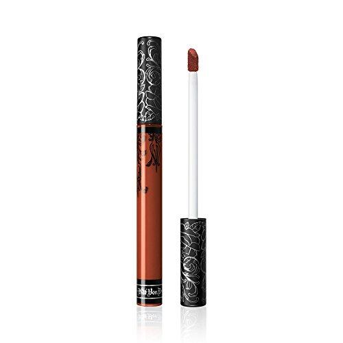Kat Von D Everlasting Liquid Lipstick – Plath – Chocolate Cherry Red