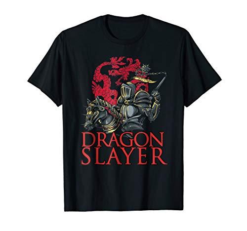 Dragon Slayer T-shirt - Dragon Slayer T-shirt for gamerz, gamers, fantasy lovers
