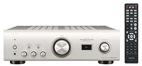 DENON DSD / Hi-res compatible USB-DAC mounted Integrated Amplifier PMA-1600NE (Premium Silver) (Japan domestic model)