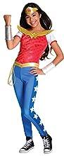Rubie's Costume Kids DC Superhero Girls Deluxe Wonder Woman Costume, Medium