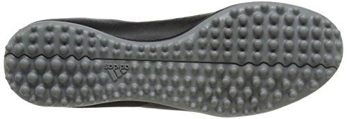 adidas Performance Herren FF Stileiro Rasenschuh Schwarz / Infrarot / Solid Grey