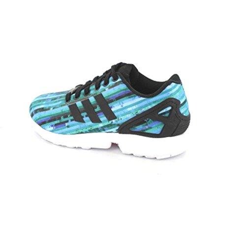Chaussures femme sport ou homme ZX de S76505 FLUX adulte adidas qwx0AURTW