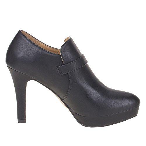 chaussures escarpins noires femme p 37