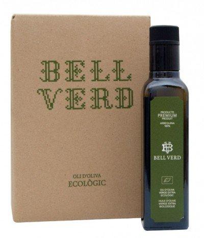 d4afb149d85 Caja de 9 botellas de 25 cl de aceite de oliva virgen extra ecológico -  100% Arbequina  Amazon.es  Salud y cuidado personal