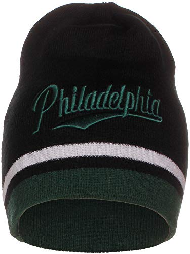 American Cities USA Philadelphia PENN Cuffless Beanie Sports City State Knit Hat Cap
