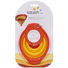 Squish 3pc Multi Large Funnel