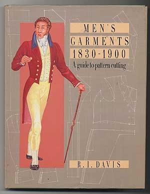 [Men's Garments, 1830-1900] (Period Costumes 1830)