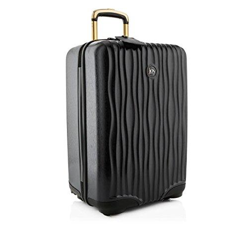 Joy Mangano Hardside Medium Carry-On Luggage, Black Onyx by Joy Mangano
