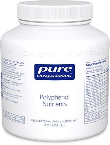 Pure Encapsulations Polyphenol Hypoallergenic Multivitamin