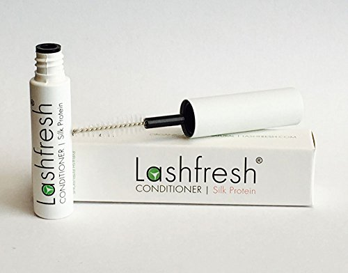 Review Lashfresh Eyelash Extension Conditioner