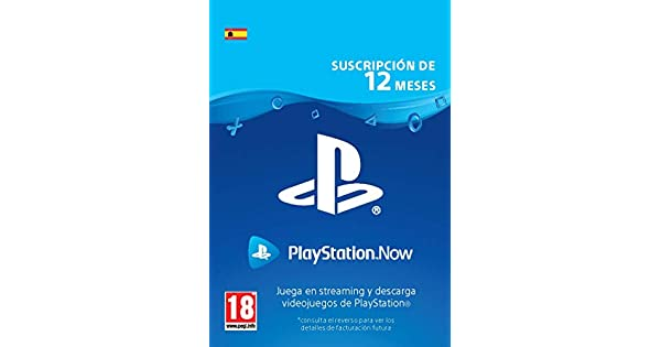 PlayStation Now - Suscripción 12 Meses | Código de descarga PS4 ...