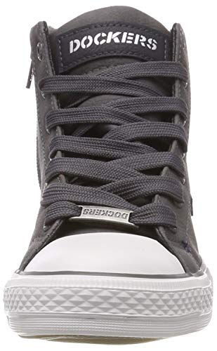 grigio Gerli By Grigio 43pt302 Sneakers 200 Top Dockers High A60xqwdq5