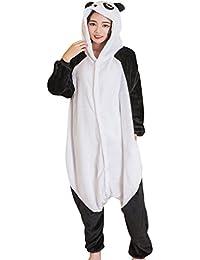 Adult Onesie For Women Men Teens Girls Boys Animal Panda Pajamas