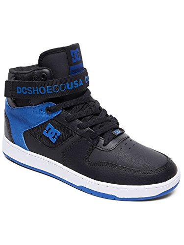 Pensford Nero Shoes Skateboard Dc uomo blu bianco da Scarpe da OnaqP1wZ6