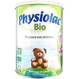 Physiolac Lait Bio 2ème Âge