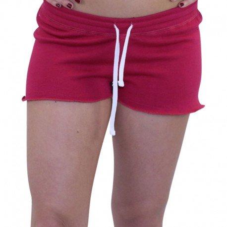 Accessoires Short Molleton Rose En FemmeVêtements Et Waxx 4jLqRc35SA