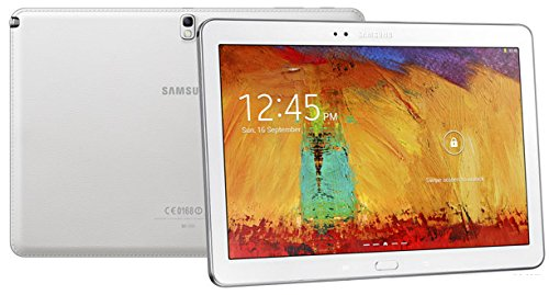 Samsung Galaxy Note 10.1 (2014 Edition) P605 32GB LTE White Factory GSM Unlocked International Version No Warranty